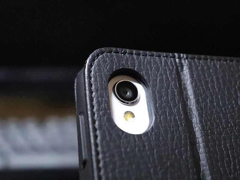 イメージセンサーのサイズは1/2.8型で1200万画素のAQUOS sense2のカメラ