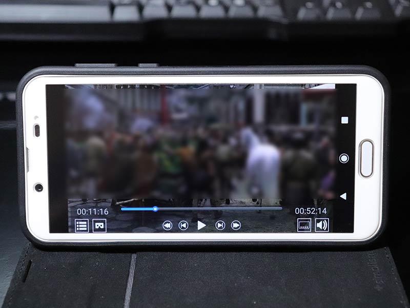 DVDミレル DVRP-W8AI2の動画コントローラー