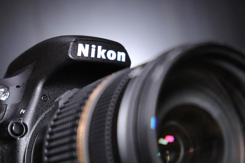 Nikon D750とタムロン 28-75 F2.8レンズのアップ