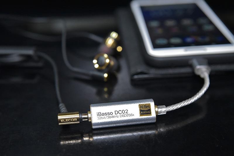 USB DAC iBasso DC02のレビューと使い方