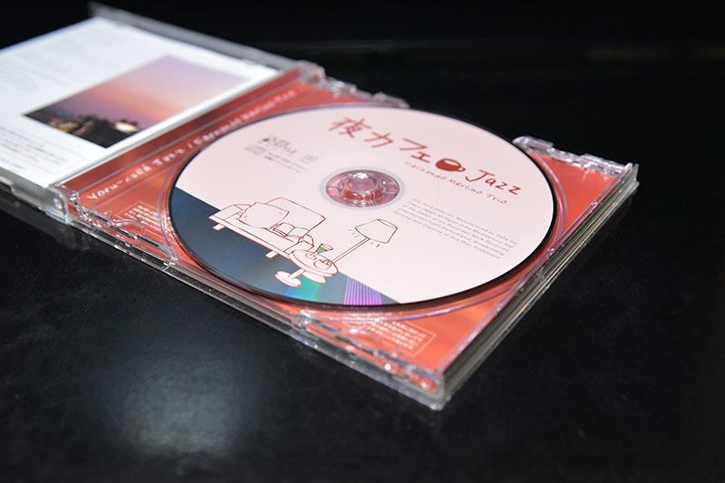 リニアPCMで記録されたCD