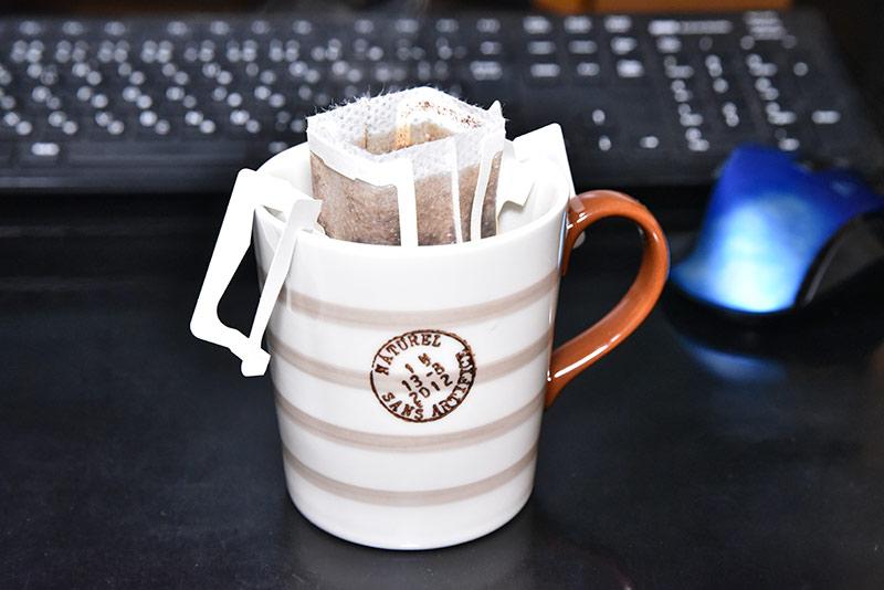 音楽鑑賞に欠かせないレギュラーコーヒー