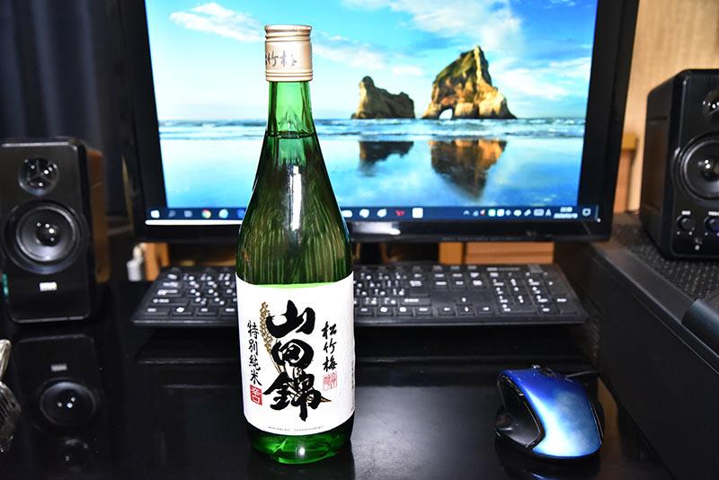 MM-SPL6BKの視聴に必須の松竹梅 山田錦