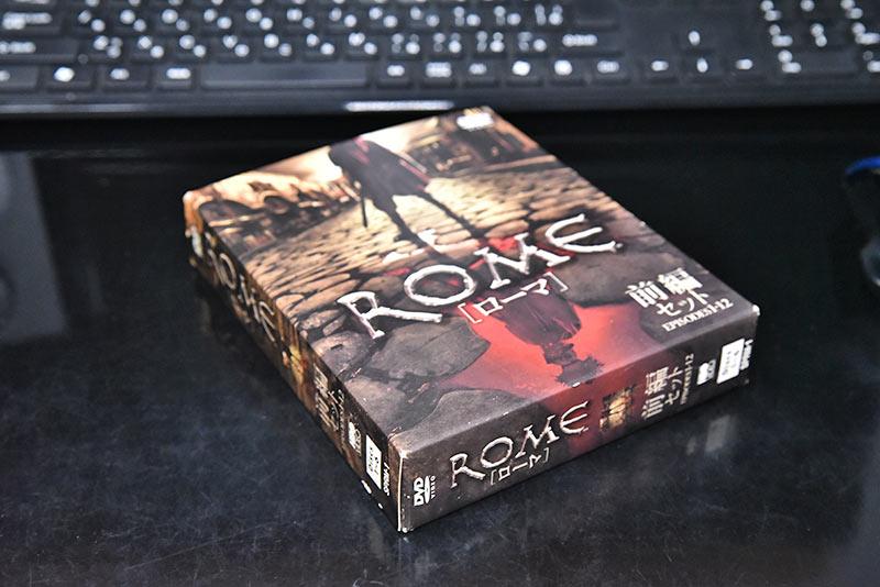 DVD ROME(ローマ) 前編セット