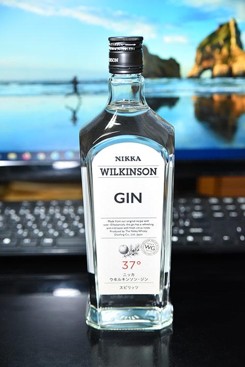 ニッカ ウィルキンソン ジン