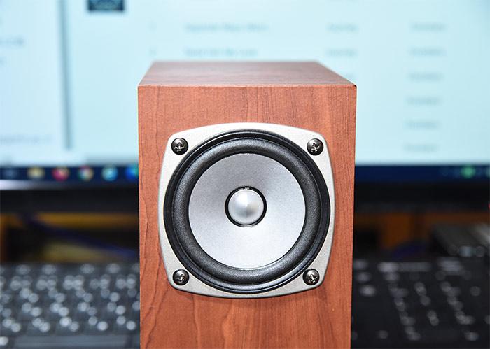 フルレンジスピーカー FF85WKの音質
