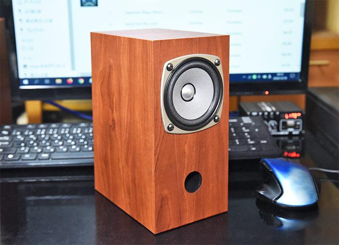 フルレンジスピーカー FF85WKの中低音