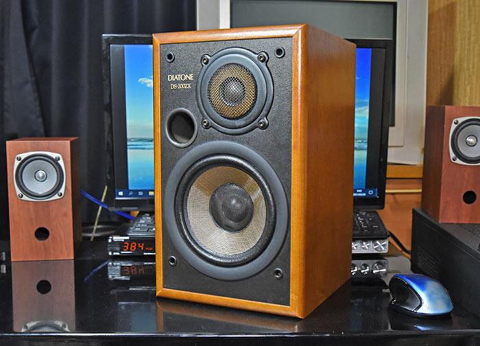 凄まじい低音が出るスピーカー DIATONE DS-200ZX