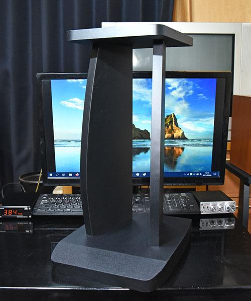 スピーカースタンド NX-B300のサイズ