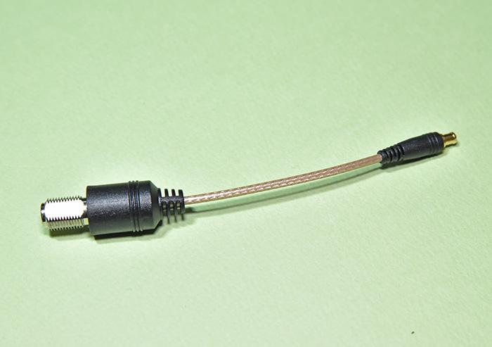 Xit Stick(XIT-STK110)のアンテナ変換ケーブル