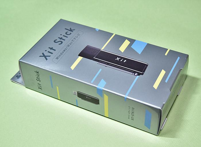 Xit Stick(XIT-STK110)のボックス