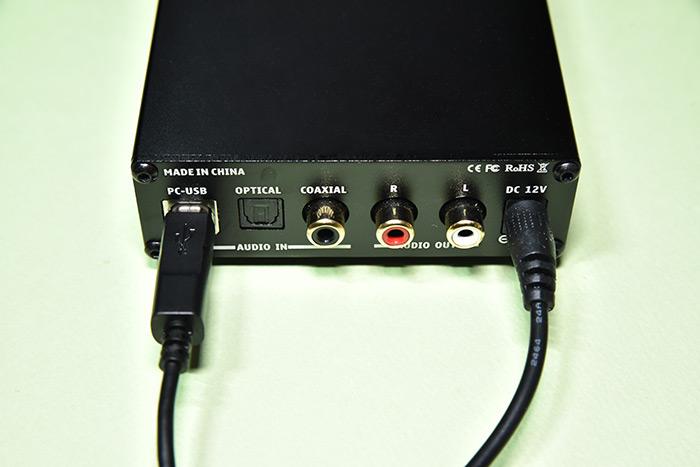 DAC-X6 PRO ヘッドホンアンプとスマホとの接続方法