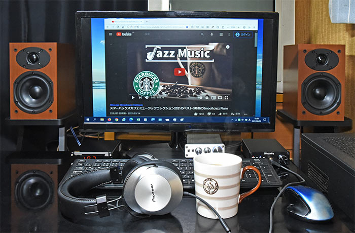 DAC-X6 PRO ヘッドホンアンプの試聴
